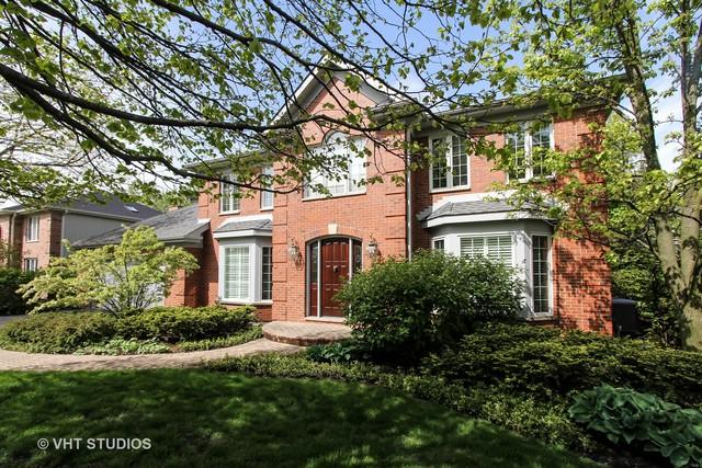 3258 N Windsor Drive, Arlington Heights, IL 60004 (MLS #09741930) :: The Schwabe Group