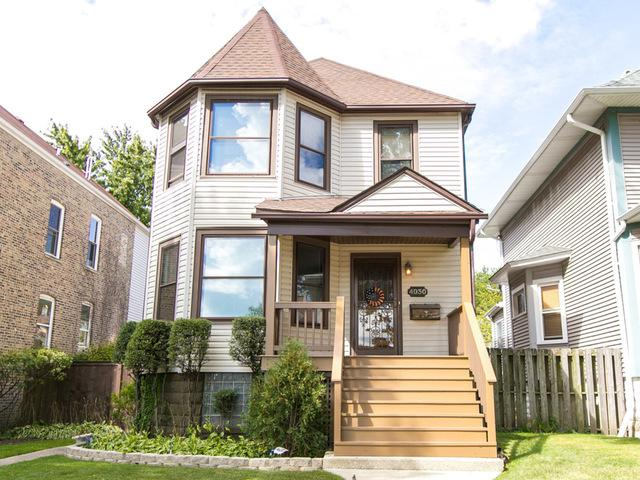 4030 N Ridgeway Avenue, Chicago, IL 60618 (MLS #09745609) :: Domain Realty