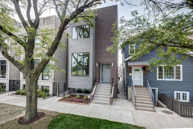 634 N Rockwell Street, Chicago, IL 60612 (MLS #09749606) :: Domain Realty