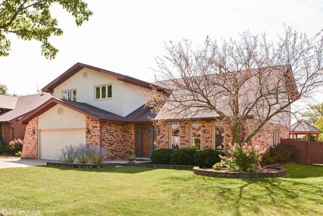 13043 Buttercup Court, Homer Glen, IL 60491 (MLS #09750024) :: The Wexler Group at Keller Williams Preferred Realty