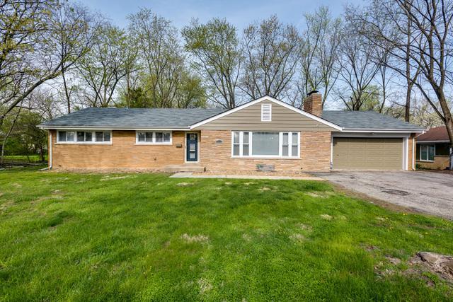 1350 Western Avenue, Flossmoor, IL 60422 (MLS #09750144) :: The Wexler Group at Keller Williams Preferred Realty