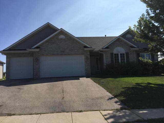 420 Ironwood Drive, Poplar Grove, IL 61065 (MLS #09750599) :: Key Realty
