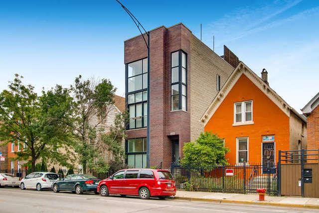 2225 W Armitage Avenue W #1, Chicago, IL 60647 (MLS #09751495) :: Domain Realty