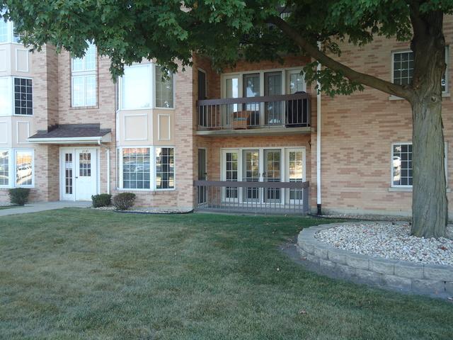 2161 Oak Road 1D, Homewood, IL 60430 (MLS #09752499) :: The Wexler Group at Keller Williams Preferred Realty