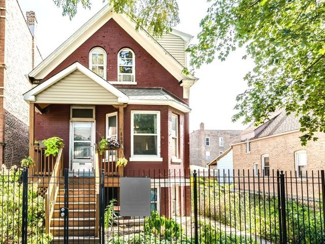 869 N Francisco Avenue, Chicago, IL 60622 (MLS #09752553) :: Property Consultants Realty