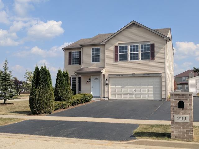 2419 Westfield Lane, Belvidere, IL 61008 (MLS #09753088) :: Key Realty