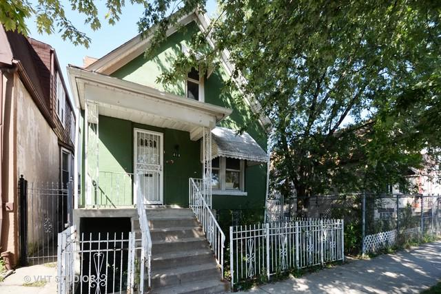 414 N Trumbull Avenue, Chicago, IL 60624 (MLS #09753197) :: Domain Realty