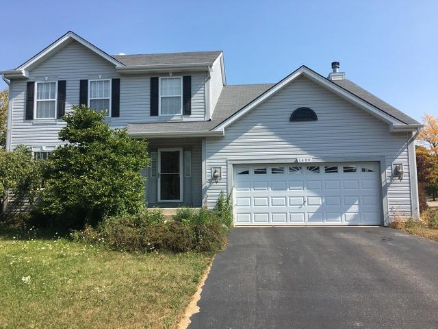 1499 Pebble Lane, Crystal Lake, IL 60014 (MLS #09753323) :: Key Realty