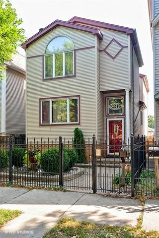 3219 N Richmond Street, Chicago, IL 60618 (MLS #09753473) :: Domain Realty