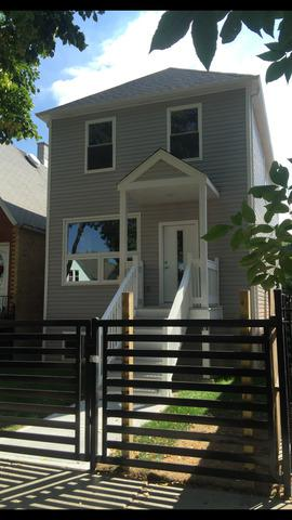 3447 W Hirsch Street, Chicago, IL 60651 (MLS #09753765) :: Domain Realty