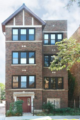 2121 N Kedzie Boulevard G, Chicago, IL 60647 (MLS #09754230) :: Domain Realty