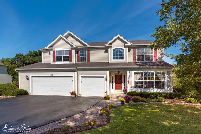 436 Reserve Drive, Crystal Lake, IL 60012 (MLS #09754344) :: Key Realty