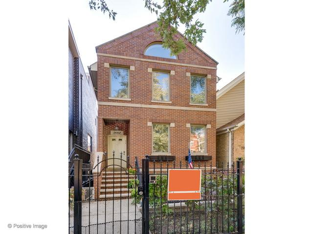 2012 N Hoyne Avenue, Chicago, IL 60647 (MLS #09754368) :: Domain Realty