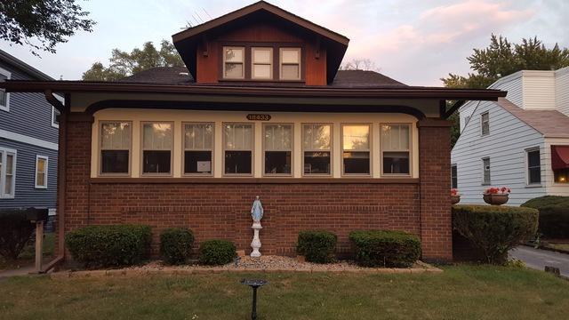 18433 Morris Avenue, Homewood, IL 60430 (MLS #09754376) :: The Wexler Group at Keller Williams Preferred Realty