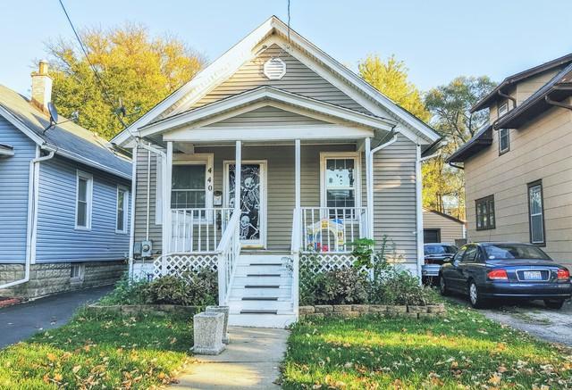 440 Woodlawn Avenue, Aurora, IL 60506 (MLS #09754993) :: Key Realty