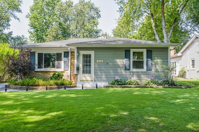 429 Le Grande Boulevard, Aurora, IL 60506 (MLS #09755051) :: Key Realty