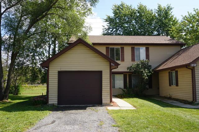 1250 Andover Circle #204, Aurora, IL 60504 (MLS #09755220) :: Key Realty
