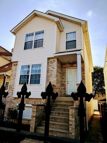 1722 N Pulaski Road, Chicago, IL 60639 (MLS #09755358) :: Domain Realty