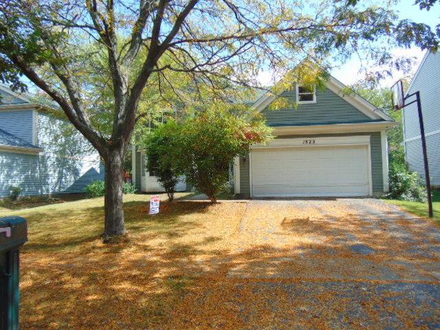 1523 Burr Oak Circle, Aurora, IL 60506 (MLS #09755537) :: Key Realty