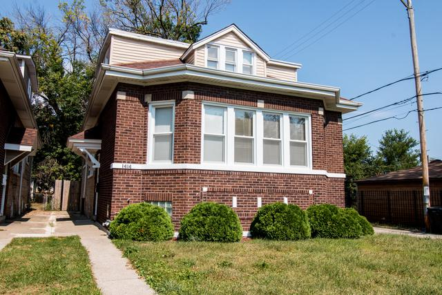 1414 W 105th Street, Chicago, IL 60643 (MLS #09755579) :: Key Realty