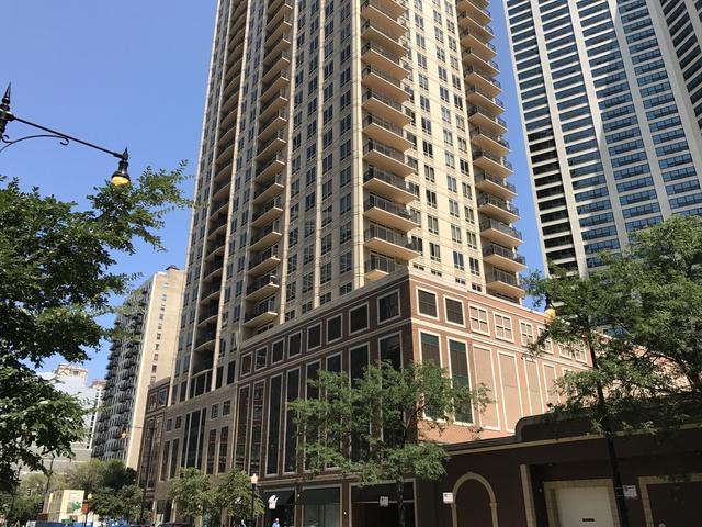 1111 S Wabash Avenue #2103, Chicago, IL 60605 (MLS #09755586) :: Key Realty