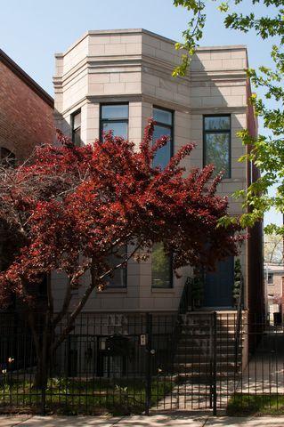 2136 W Huron Street, Chicago, IL 60612 (MLS #09755611) :: Key Realty