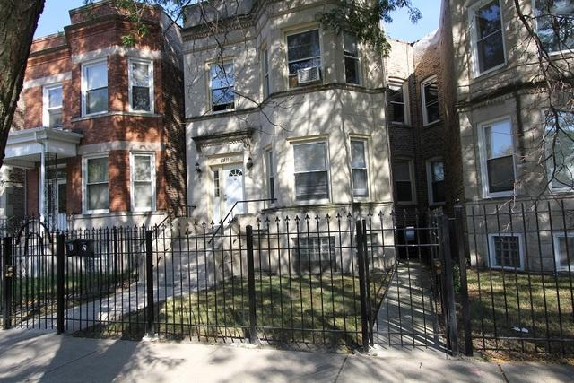 6511 S Green Street, Chicago, IL 60621 (MLS #09755618) :: Key Realty