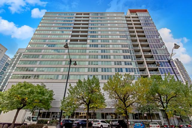 659 W Randolph Street #1614, Chicago, IL 60661 (MLS #09755803) :: Domain Realty