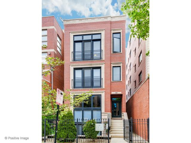 823 N Marshfield Avenue #3, Chicago, IL 60622 (MLS #09755877) :: Property Consultants Realty