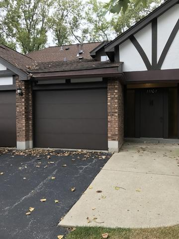 11101 Cottonwood Drive C, Palos Hills, IL 60465 (MLS #09755902) :: The Wexler Group at Keller Williams Preferred Realty