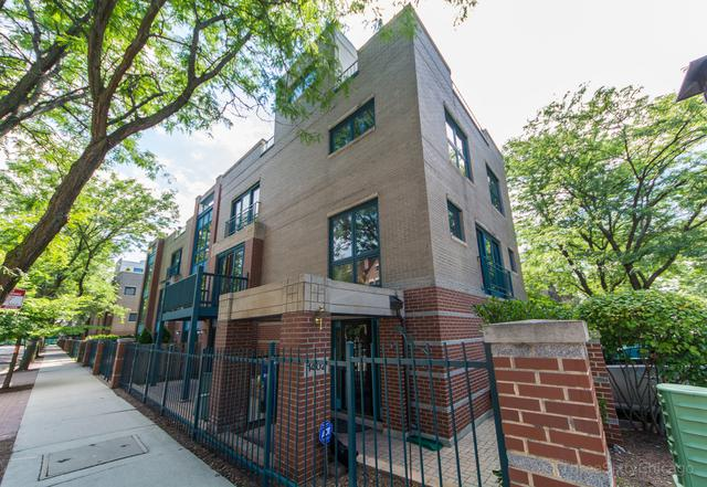 1402 S Federal Street, Chicago, IL 60605 (MLS #09755911) :: Domain Realty