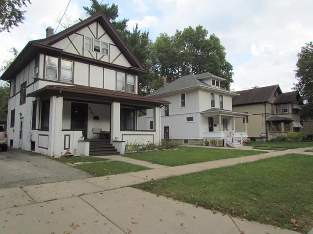 537 Oak Avenue, Aurora, IL 60506 (MLS #09755916) :: The Dena Furlow Team - Keller Williams Realty