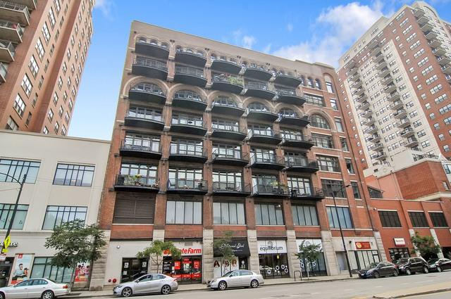 1503 S State Street #613, Chicago, IL 60605 (MLS #09755930) :: Domain Realty