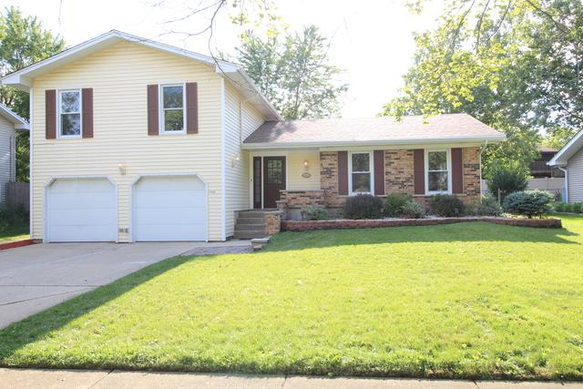 145 Oakwood Drive, Bolingbrook, IL 60440 (MLS #09755934) :: The Dena Furlow Team - Keller Williams Realty