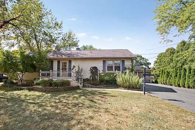 11360 Woodlawn Avenue, Lemont, IL 60439 (MLS #09756091) :: The Wexler Group at Keller Williams Preferred Realty