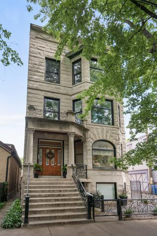 2118 W Schiller Street #3, Chicago, IL 60622 (MLS #09756369) :: The Perotti Group