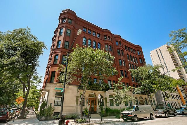 1500 N Lasalle Drive 2A, Chicago, IL 60610 (MLS #09756546) :: Property Consultants Realty