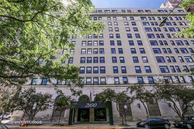 2100 N Lincoln Park West 9FN, Chicago, IL 60614 (MLS #09756549) :: Domain Realty