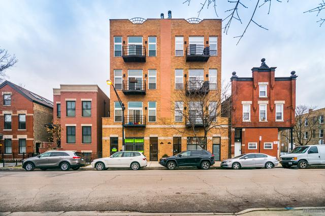 2040 Webster Avenue #1, Chicago, IL 60647 (MLS #09756632) :: Property Consultants Realty