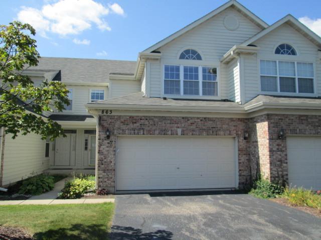 863 Havenshire Road, Naperville, IL 60565 (MLS #09756639) :: The Dena Furlow Team - Keller Williams Realty