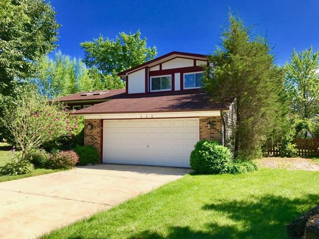 309 Trafalgar Court, Bolingbrook, IL 60440 (MLS #09756646) :: The Dena Furlow Team - Keller Williams Realty