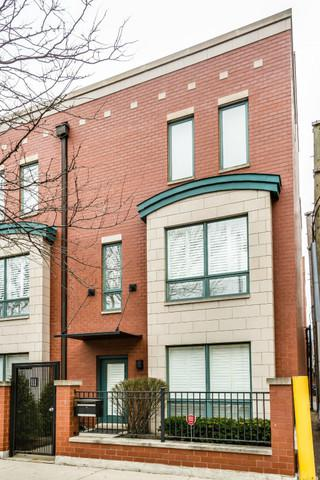 111 S Aberdeen Street, Chicago, IL 60607 (MLS #09756662) :: Domain Realty