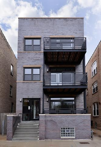 2322 W Augusta Boulevard 2A, Chicago, IL 60622 (MLS #09756752) :: Property Consultants Realty