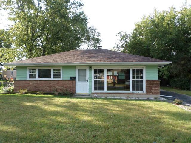 145 Nashua Street, Park Forest, IL 60466 (MLS #09756755) :: The Dena Furlow Team - Keller Williams Realty
