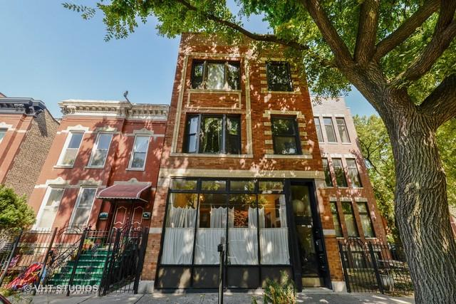 1936 W Thomas Street, Chicago, IL 60622 (MLS #09756759) :: Property Consultants Realty