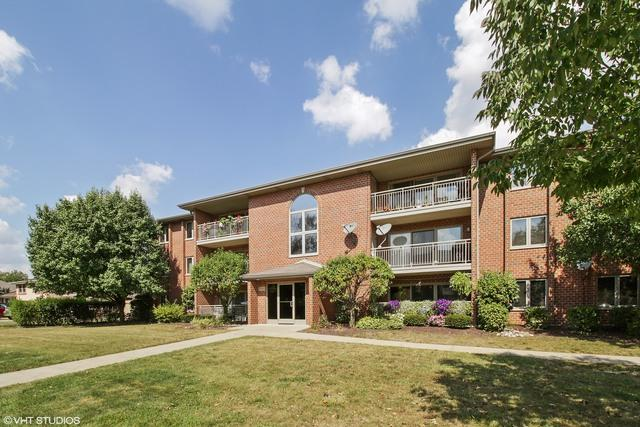 7800 W 89TH Street #201, Hickory Hills, IL 60457 (MLS #09756848) :: The Wexler Group at Keller Williams Preferred Realty