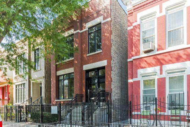 918 N Wolcott Avenue G, Chicago, IL 60622 (MLS #09756893) :: Property Consultants Realty