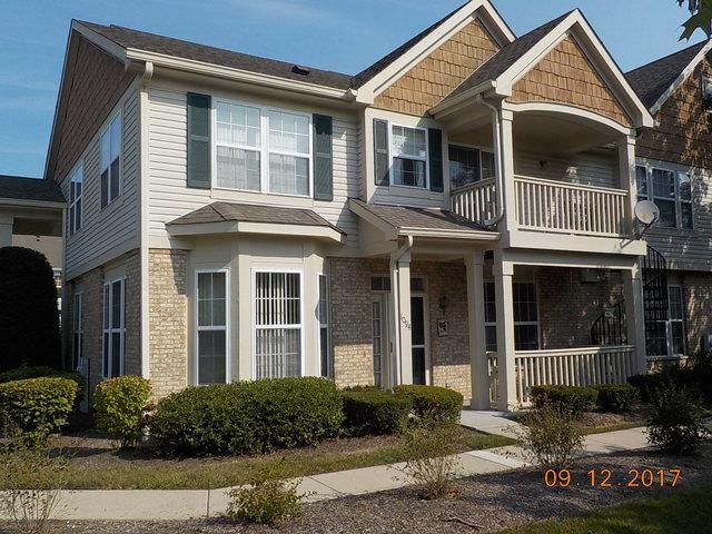 1094 Georgetown Way #1094, Vernon Hills, IL 60061 (MLS #09757059) :: Helen Oliveri Real Estate