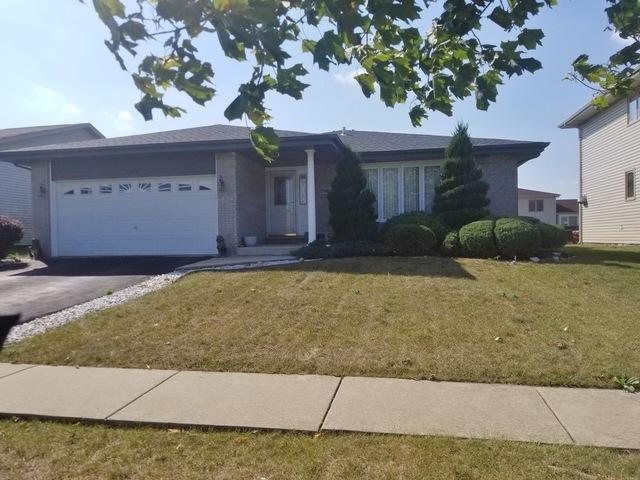 17966 Vista Drive, Country Club Hills, IL 60478 (MLS #09757123) :: The Dena Furlow Team - Keller Williams Realty