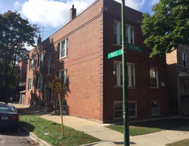 832 Rockwell Street, Chicago, IL 60622 (MLS #09757194) :: Property Consultants Realty
